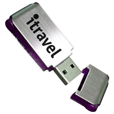 USB Alpha Metallic Drive