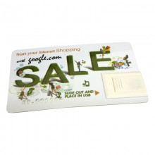Plastic Business Card Web Key