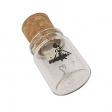 USB Corked Jar Drive