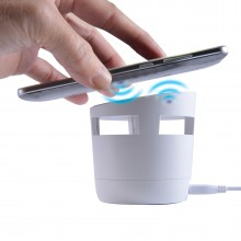 Rise Bluetooth Speaker/Wireless Charger