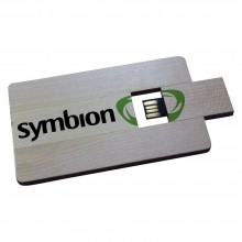 USB Eco Wood Card