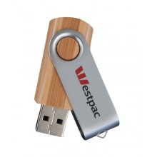 USB Wood Swivel 2