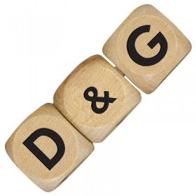 Wood USB Dice Drive