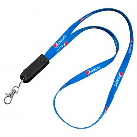 3-in-1 Charger Lanyard