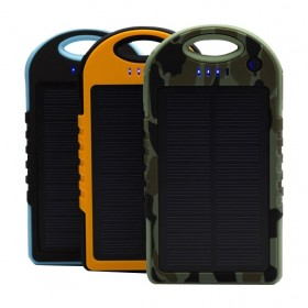 Force Solar Power Bank