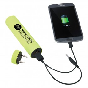 The BOOM Speaker Powerbank