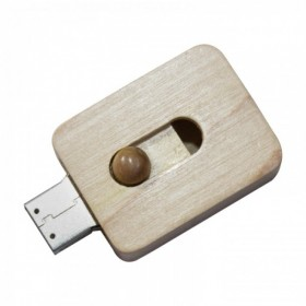 USB Wood Slide 2